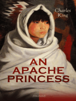 AN APACHE PRINCESS (Illustrated)