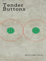 Tender Buttons (Zongo Classics)