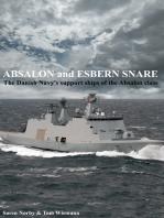 Absalon And Esbern Snare. The Danish Navy's Support Ships Of The Absalon Class