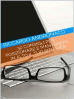 30 Consigli per Posizionare e Mantenere in alto il tuo Sito Web