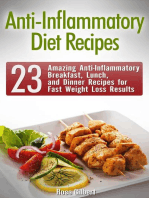 Anti-Inflammatory Diet Recipes