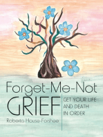 Forget-Me-Not Grief