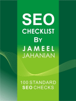 Seo Checklist By Jameel Jahanian