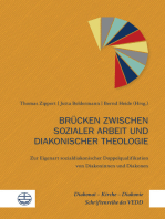 Brücken zwischen sozialer Arbeit und diakonischer Theologie