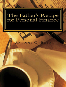 The Father's Recipe for Personal Finance: A Believer's Guide