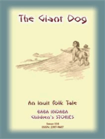 THE GIANT DOG - An Inuit (Eskimo) Children's Tale