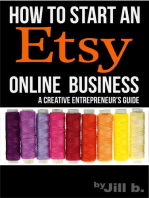 How To Start An Etsy Online Business