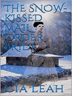 The Snow-Kissed Mail Order Bride