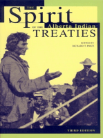 The Spirit of the Alberta Indian Treaties