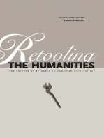 Retooling the Humanities