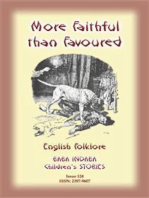 MORE FAITHFUL THAN FAVOURED - A children's story about a dog's faithfulness to it's master