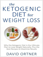 The Ketogenic Diet for Weight Loss