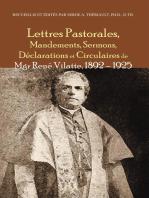 Lettres pastorales, mandements, sermons, déclarations et circulaires de Mgr René Vilatte, 1892-1925