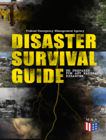 Disaster Survival Guide – Be Prepared for Any Natural Disaster: Ready to React! – What to Do When Emergency Occur: How to Prepare for the Earthquake, Flood, Hurricane, Tornado, Wildfire or Winter Storm (Including First Aid Instructions)