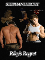 Riley's Regret (Lost Shifter Book 11)
