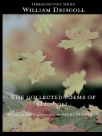 The Collected Poems of Driscoll