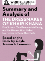 Summary and Analysis of the Dressmaker of Khair Khana