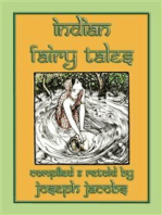 INDIAN FAIRY TALES - 29 children's tales from India