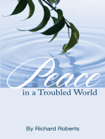 Peace in a Troubled World