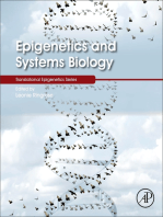 Epigenetics and Systems Biology