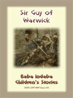 SIR GUY OF WARWICK - An Ancient European Legend of a Chivalric order