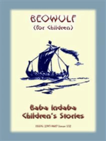 BEOWULF - The Classic Norse Legend rewritten for Children