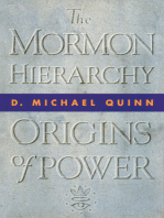 The Mormon Hierarchy