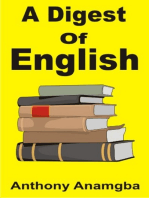 A Digest of English