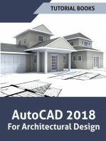 AutoCAD 2018 For Architectural Design