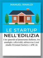 Le startup nell'Edilizia
