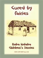 CURED BY FAIRIES - A Celtic Fairy Tale