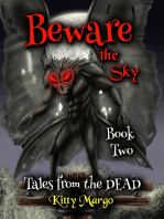 Beware the Sky (Tales from the DEAD, Book Three)
