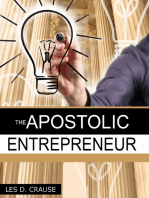 The Apostolic Entrepreneur