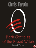 Dark Canticles of the Blood Witch - Scroll Three
