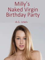 Milly's Naked Virgin Birthday Party