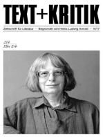 TEXT + KRITIK 214 - Elke Erb