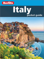Berlitz Pocket Guide Italy (Travel Guide eBook)
