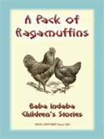 A PACK OF RAGAMUFFINS - An English Children's Tale