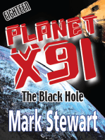 Planet X91 The Black Hole