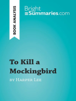 To Kill a Mockingbird by Nell Harper Lee (Book Analysis)