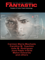 Fantastic Stories of the Imagination People of Color Flash Anthology