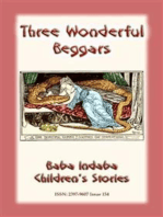 THE STORY OF THREE WONDERFUL BEGGARS - A Serbian Children's Story: Baba Indaba Children's Stories - Issue 154