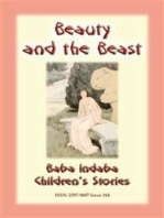 BEAUTY AND THE BEAST – A Classic European Children's Story
