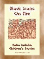 BLACK STAIRS ON FIRE - An Irish fairy tale with a moral