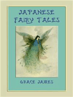 JAPANESE FAIRY TALES - 38 Japanese Children's Stories