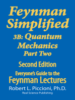 Feynman Lectures Simplified 3B: Quantum Mechanics Part Two