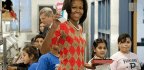 Trump Administration Rolls Back Michelle Obama's Healthy School Lunch Push