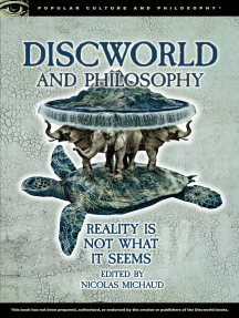 Discworld and Philosophy: Reality Is Not What It Seems