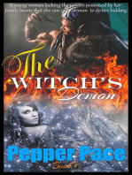 The Witch's Demon book 1