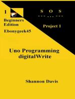 Uno Programming digitalWrite